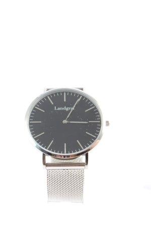 Landgraf Uhr mit Metallband