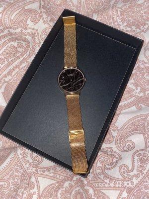 Landgraf Zegarek analogowy w kolorze różowego złota