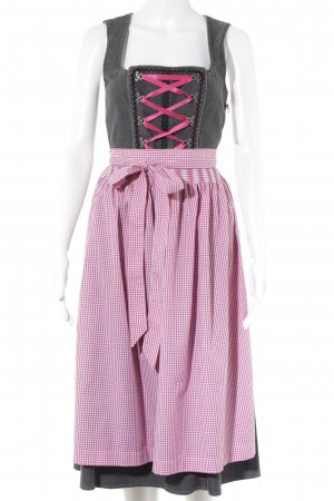 Landhaus by C&A Dirndl check pattern classic style