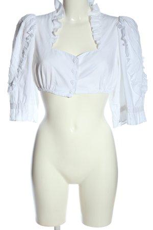 Landhaus by C&A Shirt Blouse white casual look