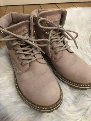 Landrover Aanrijg laarzen roségoud