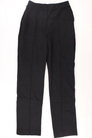 Spodnie garniturowe czarny Bawełna
