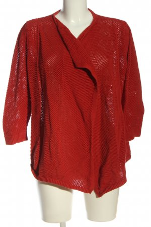 Lands' End Cardigan rot Casual-Look