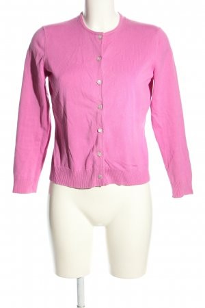 Lands' End Cardigan pink Casual-Look