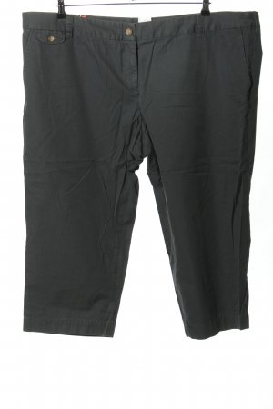 Lands' End Chinohose hellgrau Casual-Look