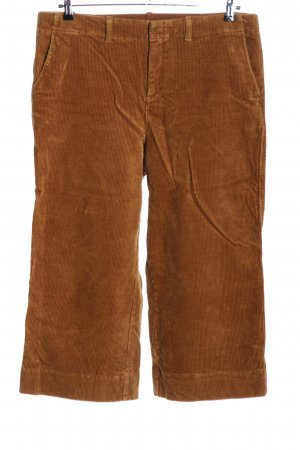 Lands' End Cordhose braun Casual-Look
