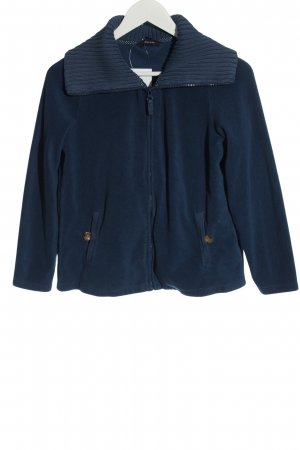 Lands' End Pullover in pile blu stile casual