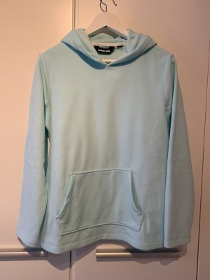 Lands' End Pull polaire turquoise