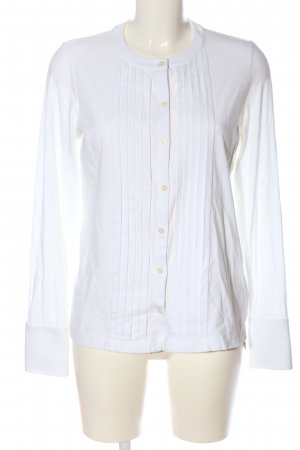 Lands' End Camicia blusa bianco stile casual