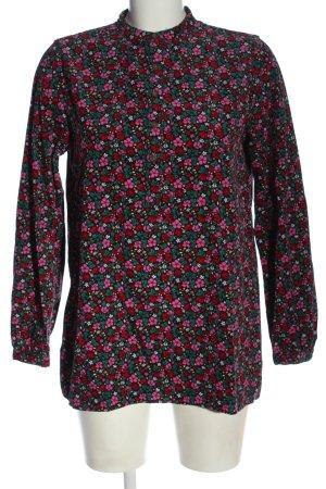 Lands' End Camicia blusa stampa integrale stile casual