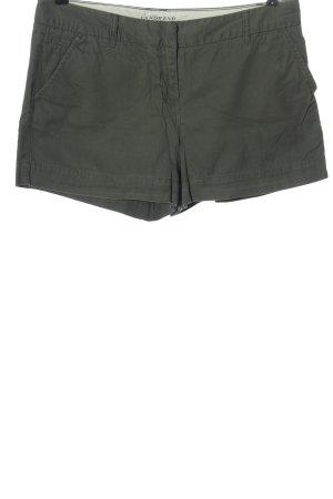 Lands' End Hot pants cachi stile casual