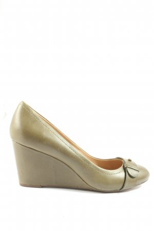 Lands' End Keil-Pumps