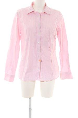 Lands' End Langarmhemd pink Business-Look