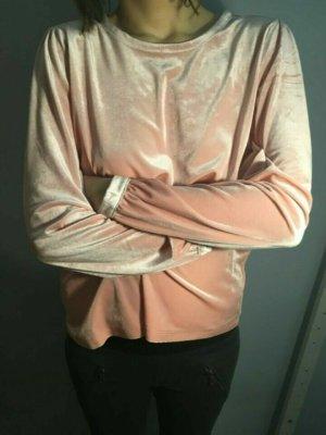 Lands' End Longsleeve pink cotton