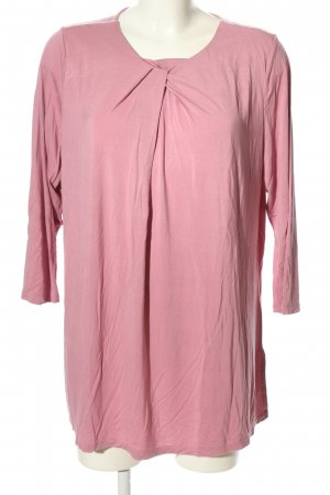 Lands' End Longshirt pink Casual-Look
