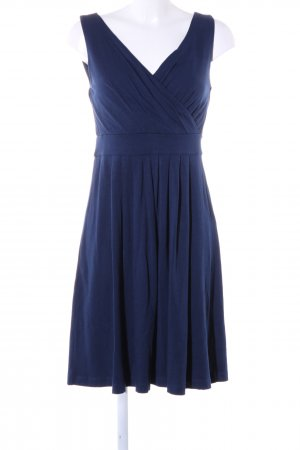 Lands' End Minikleid blau Elegant