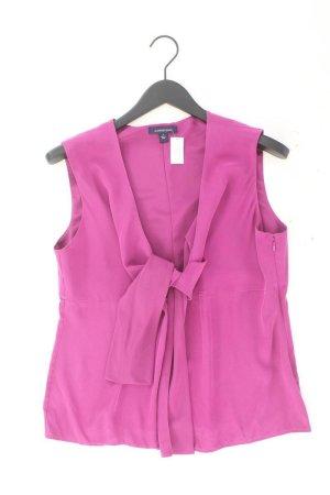 Zijden blouse lila-mauve-paars-donkerpaars Zijde