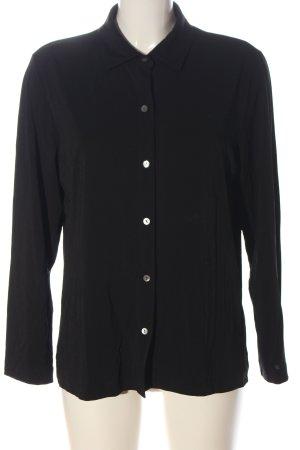 Lands' End Shirt Jacket black casual look