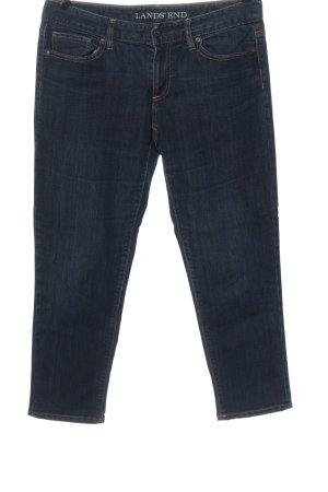 Lands' End Jeans skinny blu stile casual