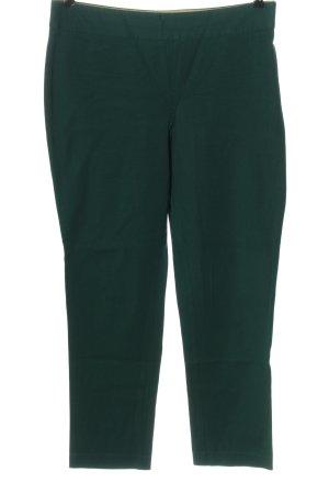 Lands' End Pantalone jersey verde stile casual