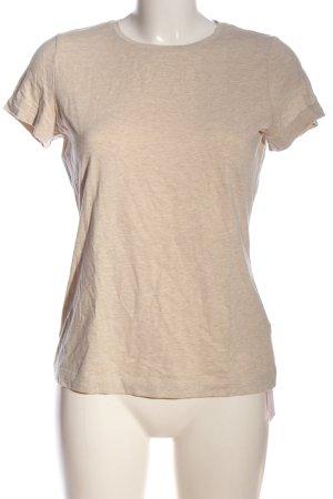 Lands' End T-shirt color carne puntinato stile casual