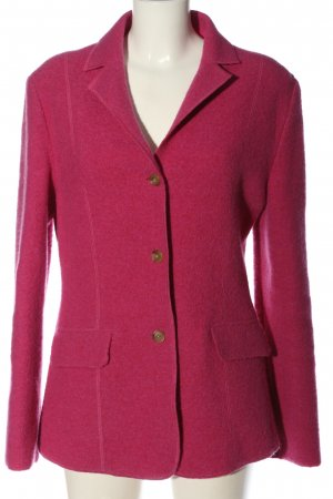 Lands' End Woll-Blazer pink Business-Look