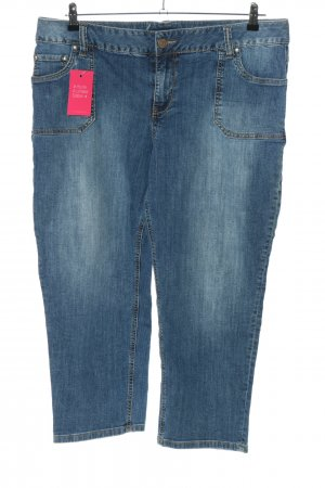 Lane Bryant Vaquero 3/4 azul look casual