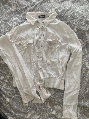 Tally Weijl Cols de blouses blanc