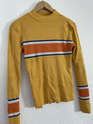Turtleneck Shirt multicolored