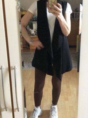 Promod Gilet de costume noir
