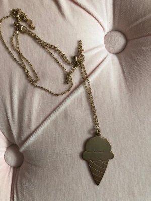 Lang Halskette