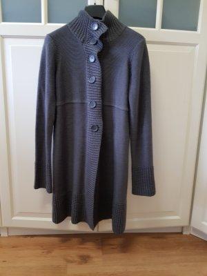 3 Suisses Vestido de lana gris