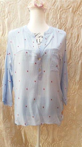 AIKI KEYLOOK Shirt Blouse multicolored viscose