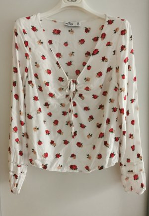 Hollister Blouse Shirt multicolored viscose