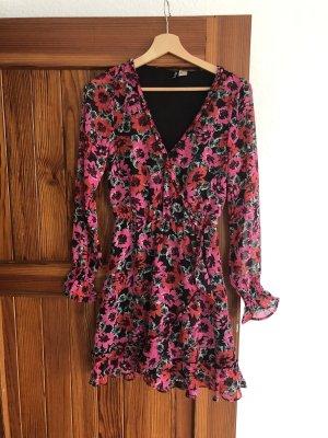 Devided von H&M Longsleeve Dress multicolored