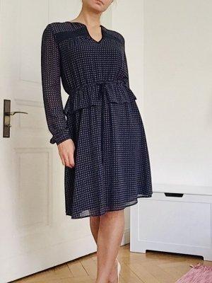 Langärmeliges Michael Kors Kleid mit Paisleymuster