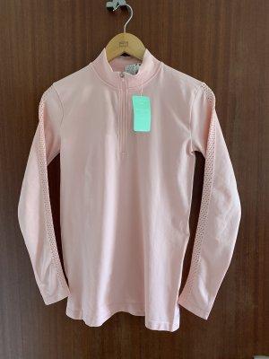 Forever 21 Maglietta sport rosa chiaro-rosa pallido
