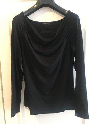 More & More Waterval shirt zwart