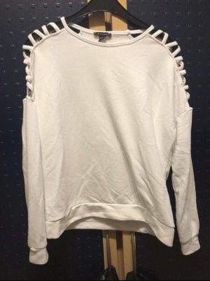 Amisu Long Shirt white