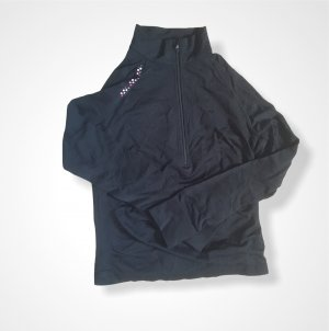 active by Tchibo Sweat Jacket black-rose-gold-coloured