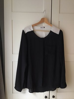 Langärmlige Bluse mit Brusttasche von ONLY