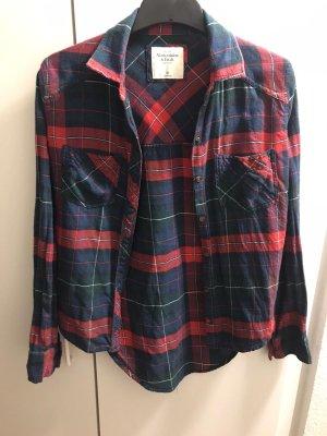 langärmlige Bluse von Abercrombie & Fitch