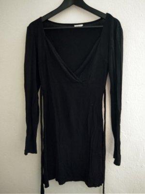 Avanti Robe à manches longues noir