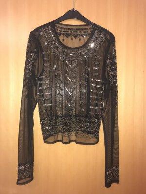 Tally Weijl Netshirt zwart Acryl
