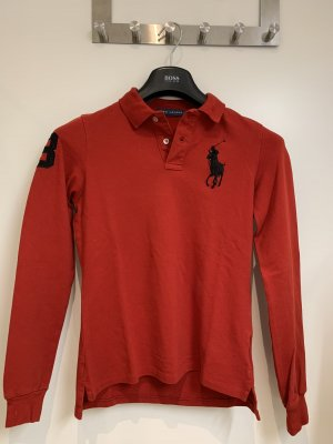 langärmliges Ralph Lauren Polo
