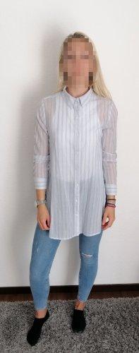 Cotton On Camicetta lunga bianco-azzurro