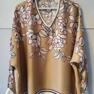 Apriori Long Sleeve Blouse cream-pink viscose