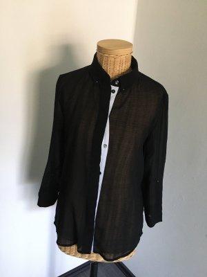 Langarm-Bluse Esprit