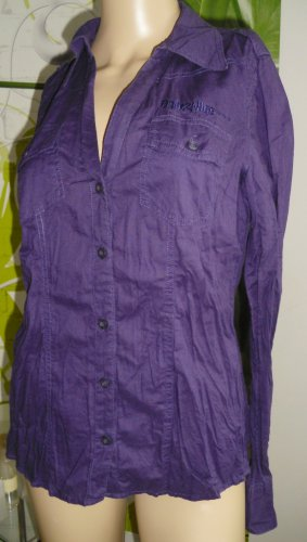 Eight2Nine Blouse en crash violet