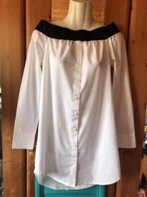 Langarm Bluse neuwertig Größe S/M